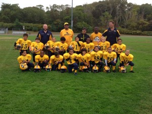 Sharks' Football 2013-14 Taxi Age Team